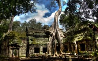 Laosz-Vietnam-Kambodzsa körutazás-Ta Phrom