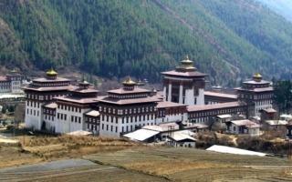 Thimpu: Királyi palota
