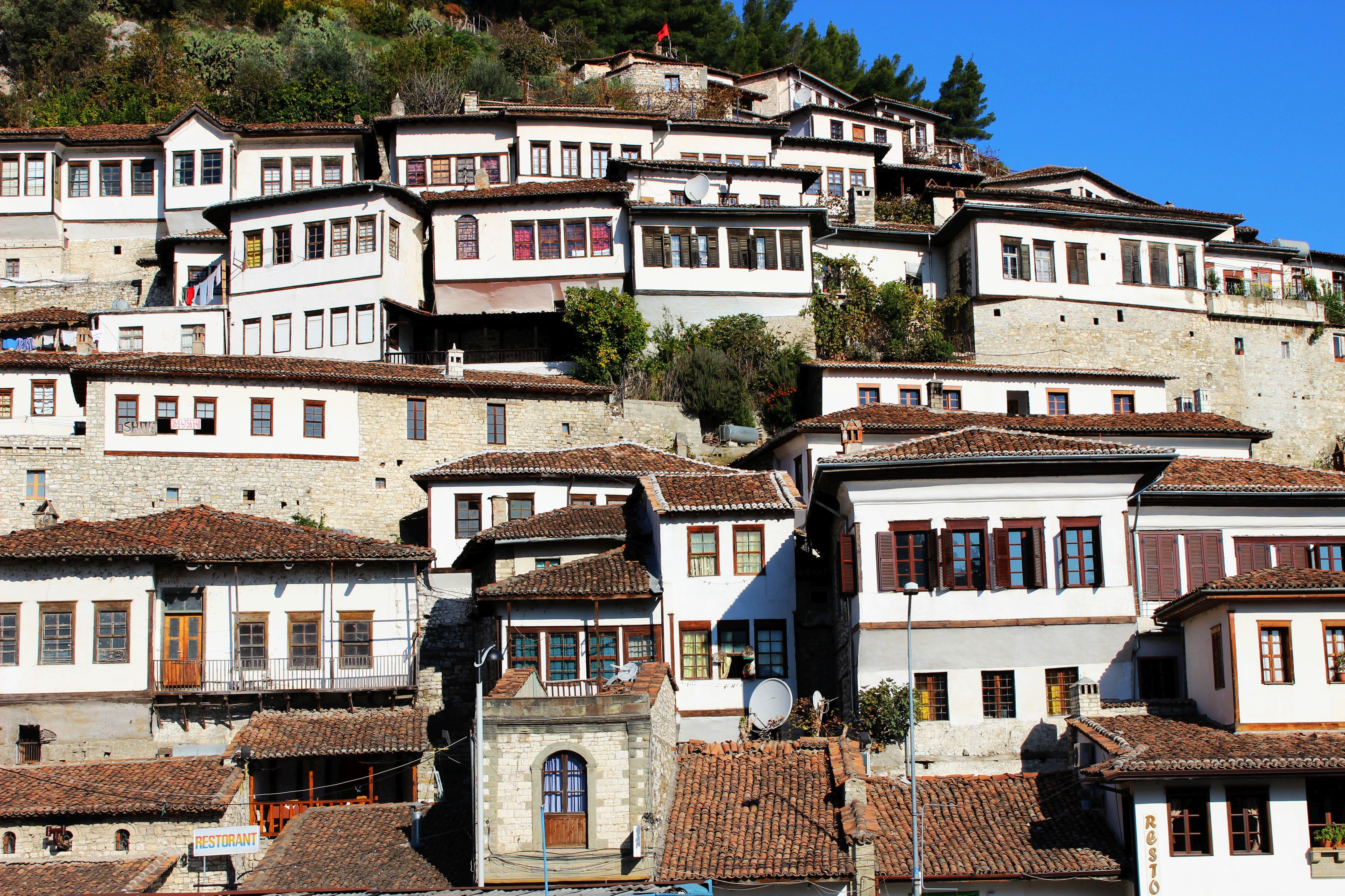 Albánia körutazás-Berat
