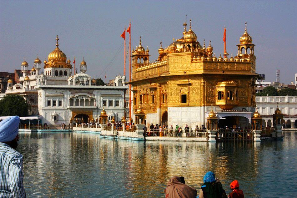 India körutazás-Amritsar