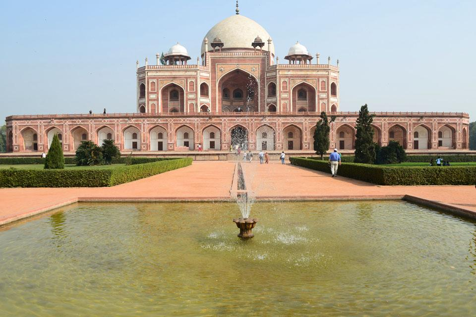 India körutazás-Delhi