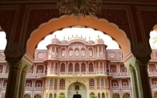 India körutazás-Jaipur