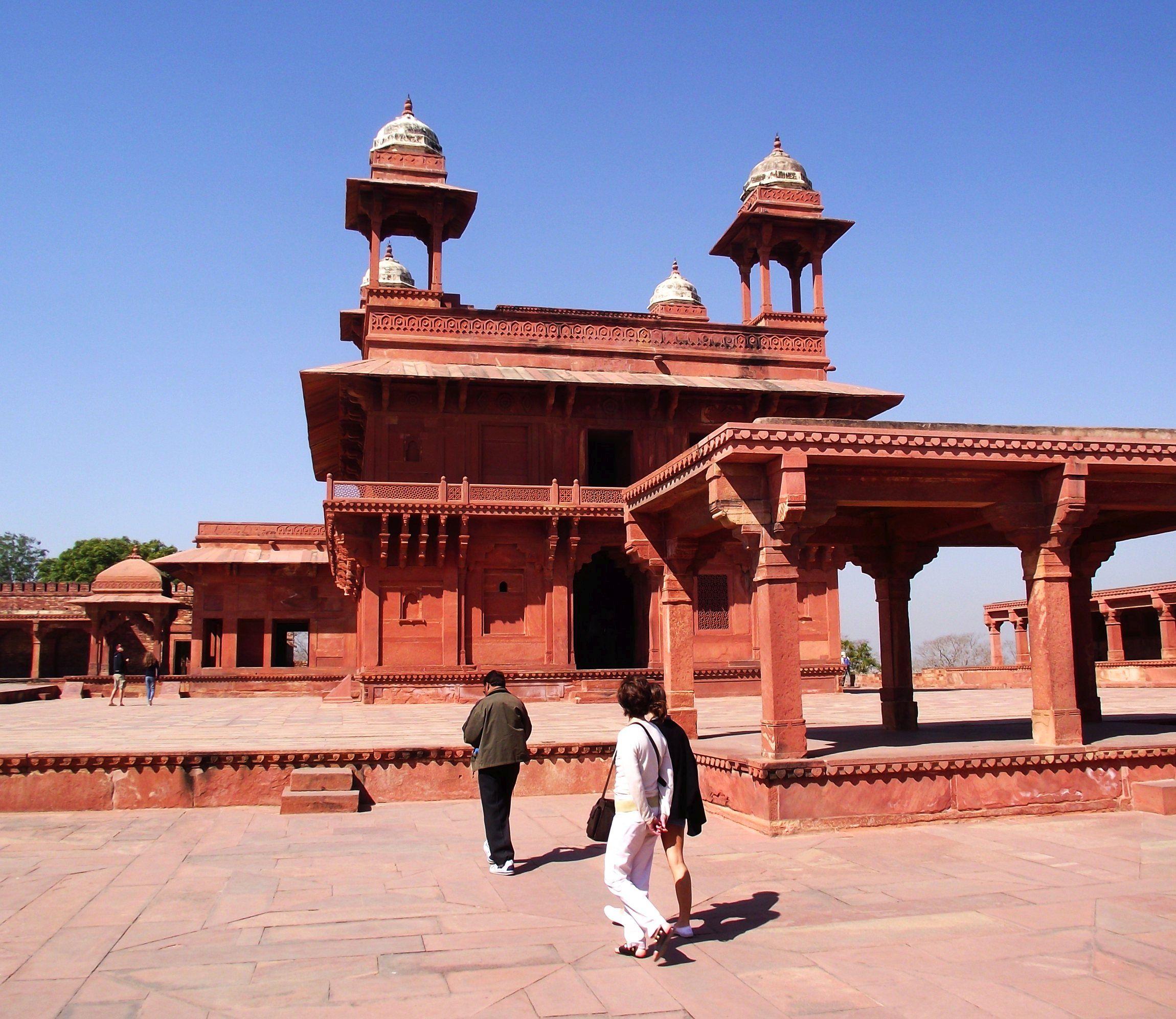 India körutazás-Fatehpur Sikri