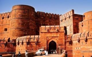 India körutazás-Agra