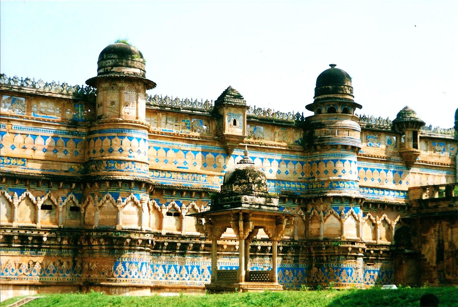 India körutazás-Gwalior