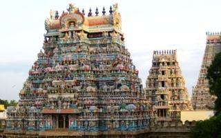 Dél-India körutazás-Thiruchirapalli