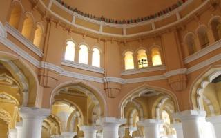 Dél-India körutazás-Madurai