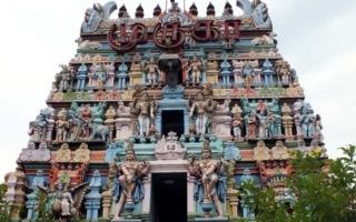 Dél-India körutazás-Chennai