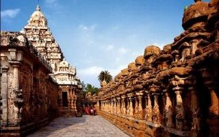 Dél-India körutazás-Kanchipuram