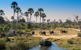 Namíbia-Botswana-Zimbabwe körutazás