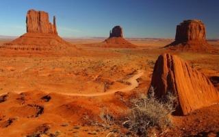 USA körutazás-Monument Valley