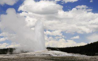 USA körutazás-Yellowstone