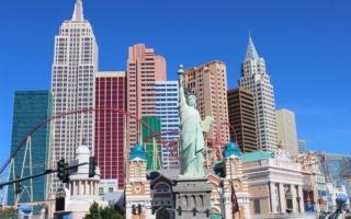USA körutazás-Las Vegas