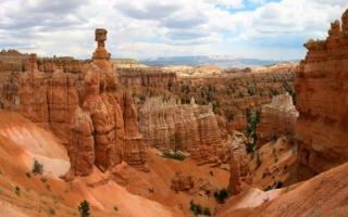 USA körutazás-Bryce Canyon