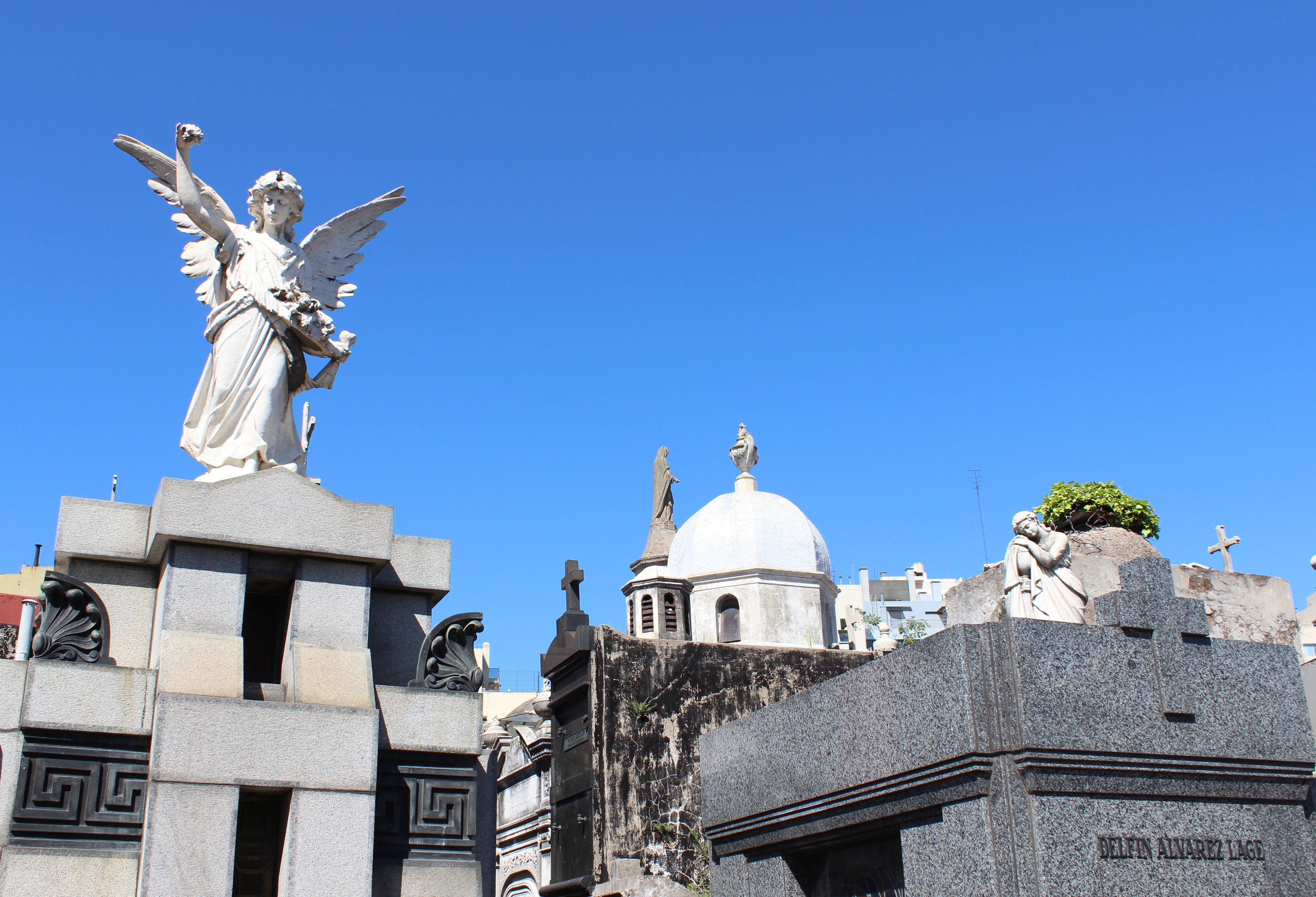 Argentína, Buenos Aires-Recoleta temető - Fotó: Papp Éva