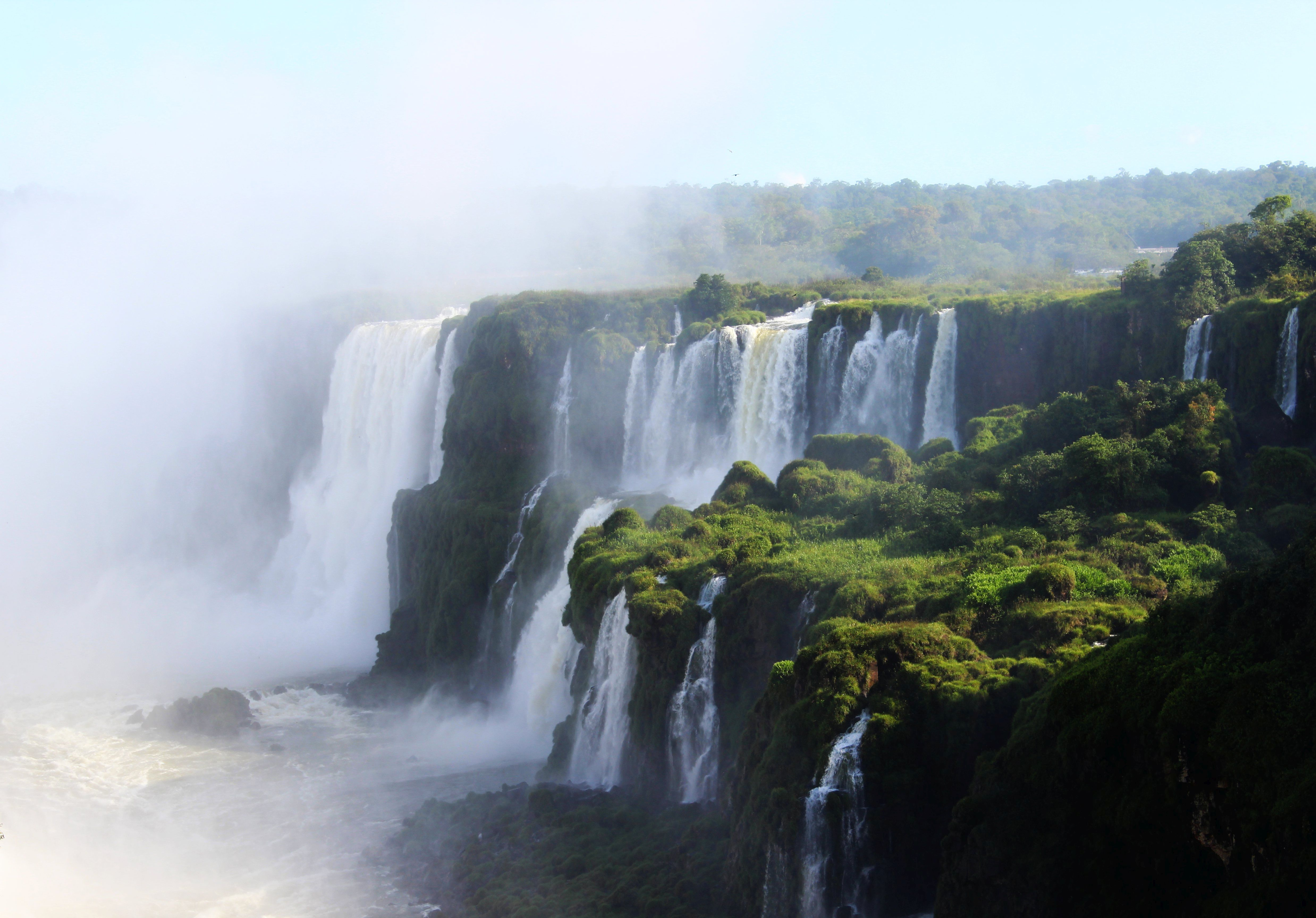 Argentína, Iguazú-vízesés. Fotó: Papp Éva