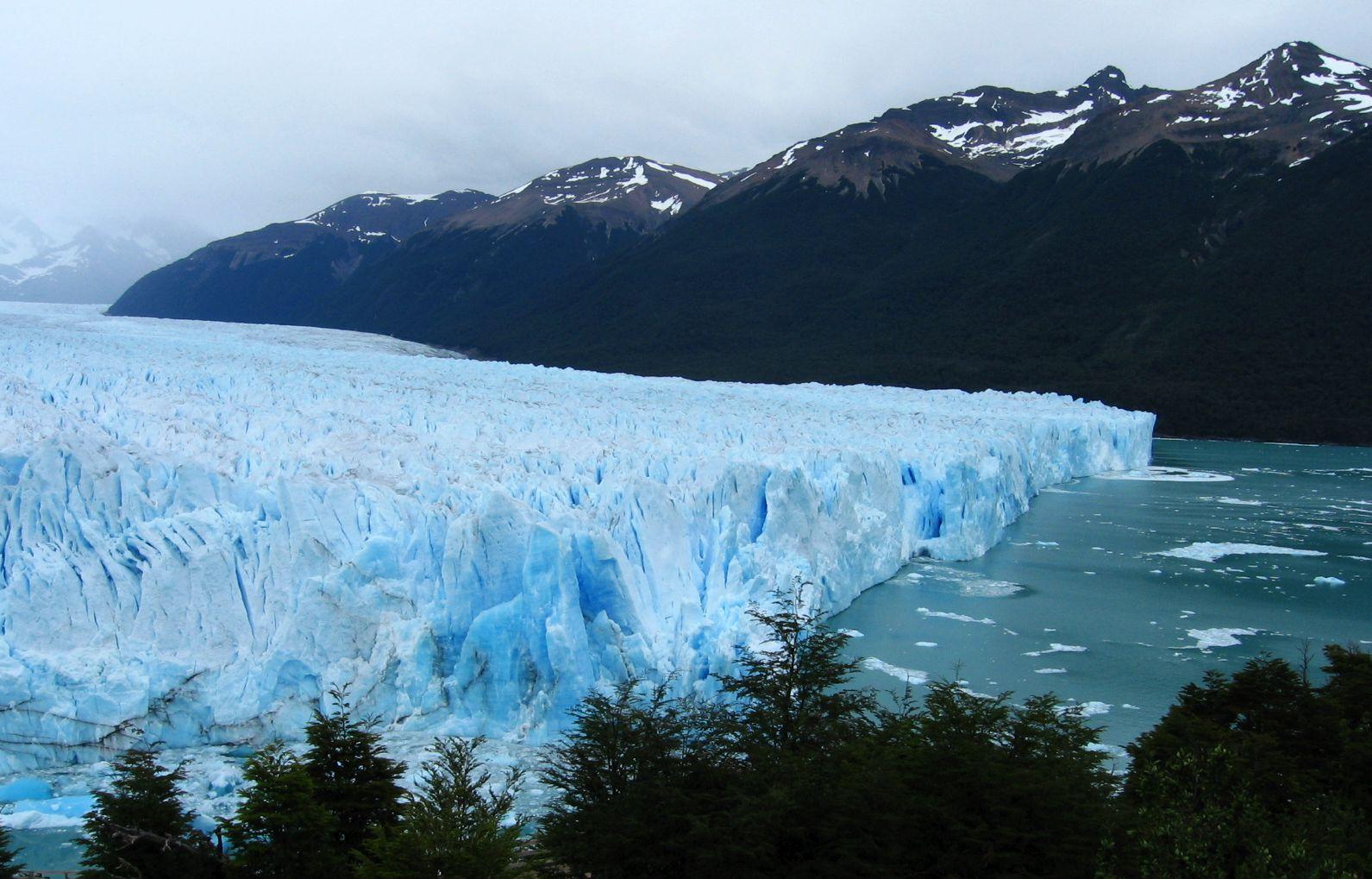 Argentína, Perito Moreno gleccser - Fotó: Papp Éva
