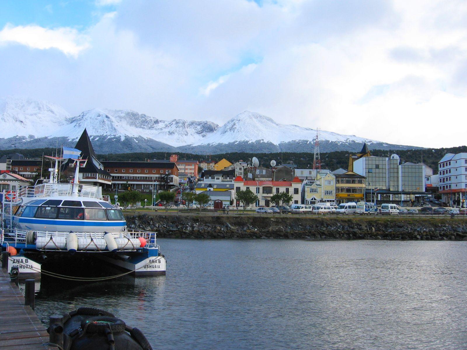 Argentína, Ushuaia - Fotó: Papp Éva