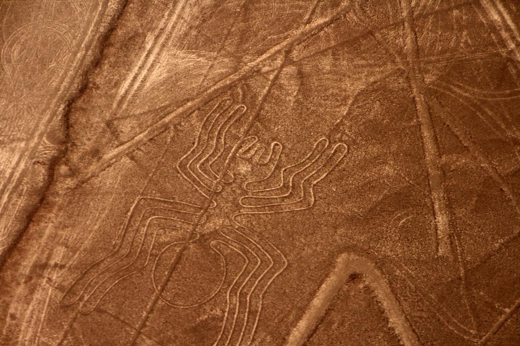 Peru - Nazca-vonalak