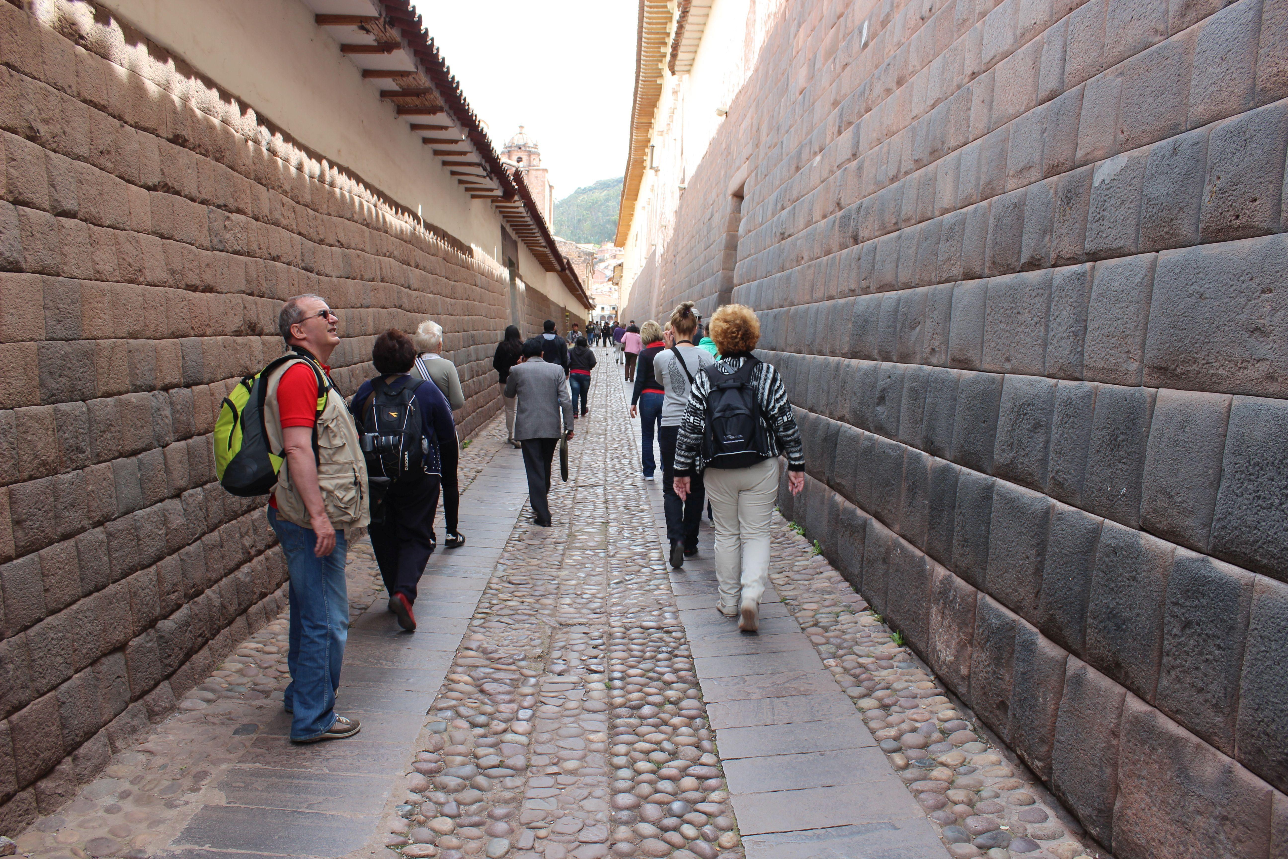 Peru -Cuzco. Fotó: Papp Éva