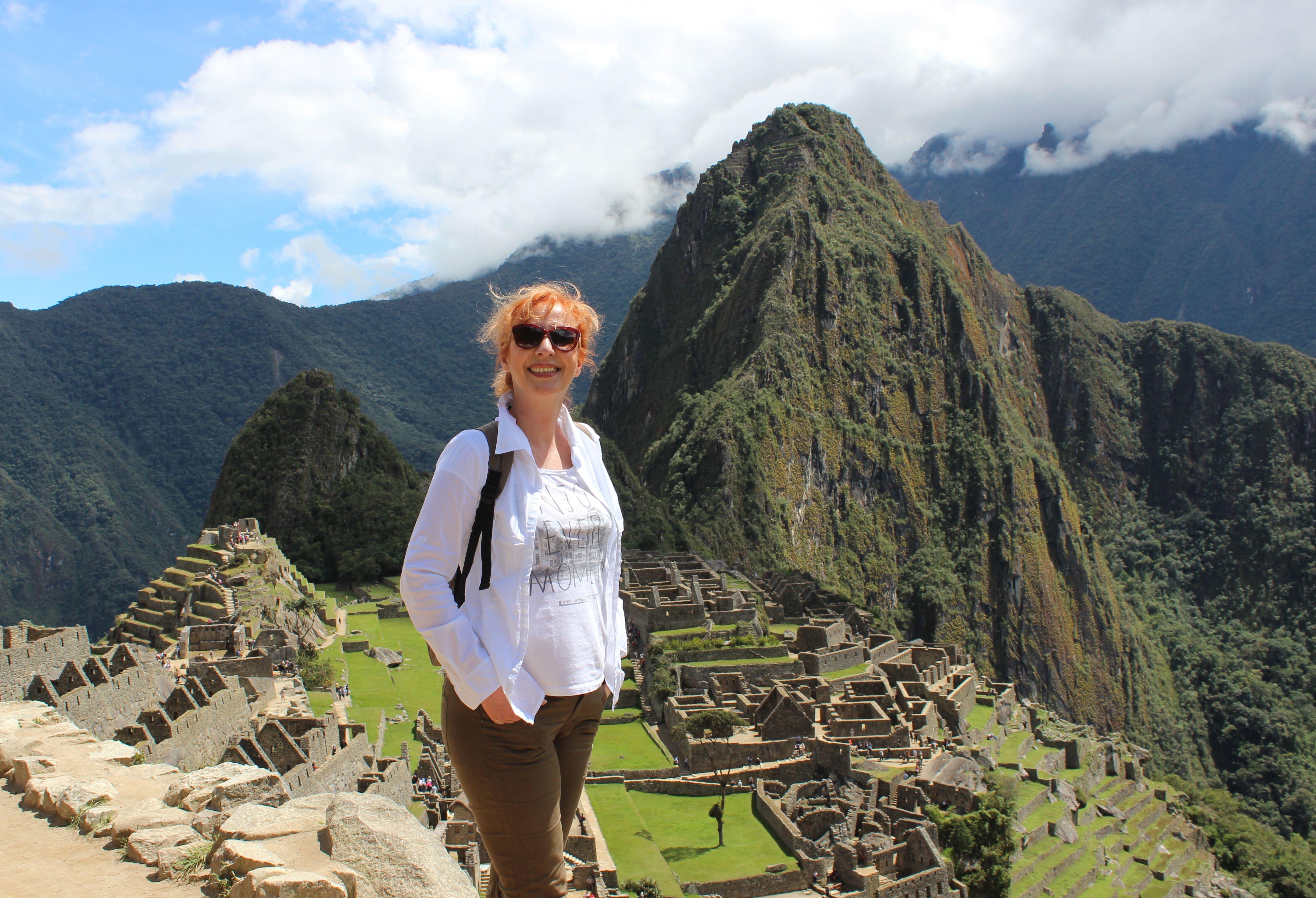 Peru -Machu Picchu. Fotó: Papp Éva