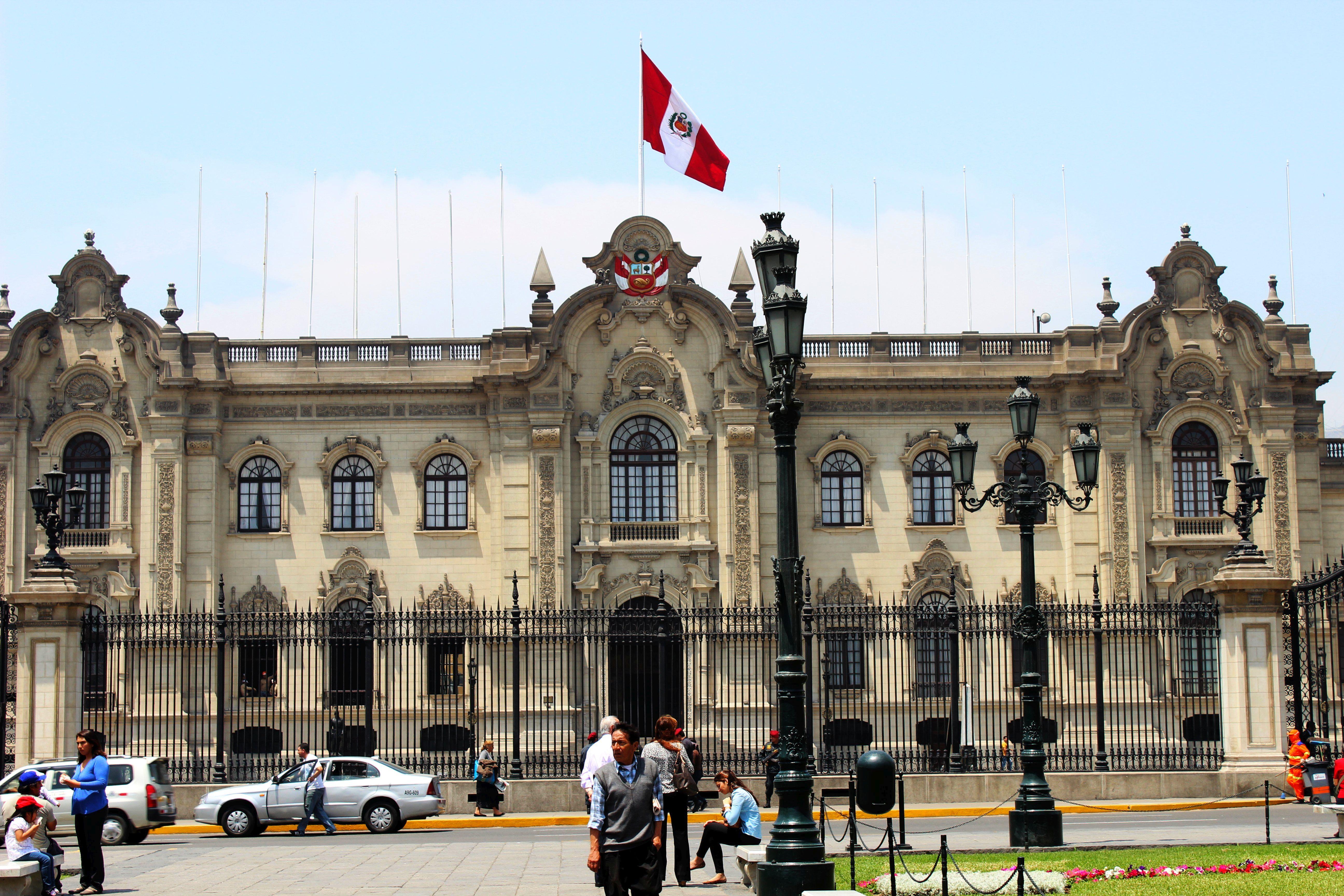 Lima-Elnöki Palota Fotó: Papp Éva