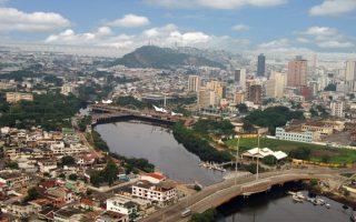 Kolumbia-Ecuador körutazás - Guayaquil