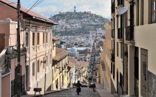 Kolumbia-Ecuador körutazás - Quito