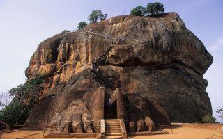 Sri Lanka körutazás-Sigiriya