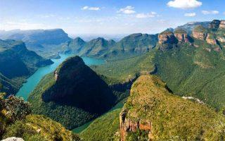 Dél-Afrika körutazás-Blyde River canyon