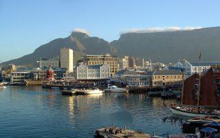 Dél-Afrika körutazás-Fokváros