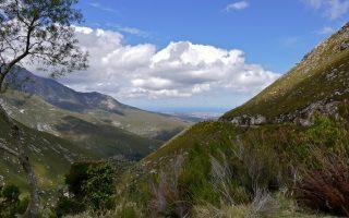 Dél-Afrika körutazás-Outeniqua-Pass