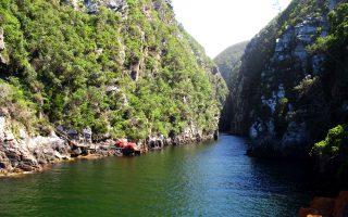 Dél-Afrika körutazás-Tsitsikamma