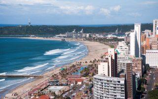 Dél-Afrika körutazás-Durban