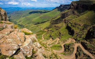 Dél-Afrika körutazás-Sani Pass