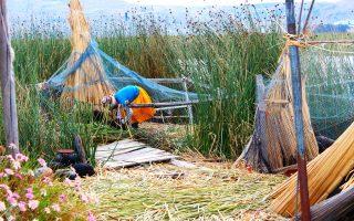 Dél-Amerika körutazás - Titicaca-tó