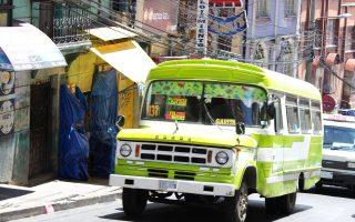 Dél-Amerika körutazás - La Paz
