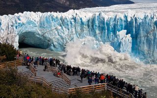 Dél-Amerika körutazás - Perito Moreno