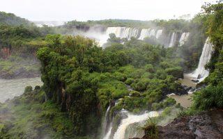 Dél-Amerika körutazás - Iguazú