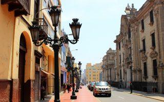 Dél-Amerika körutazás - Lima