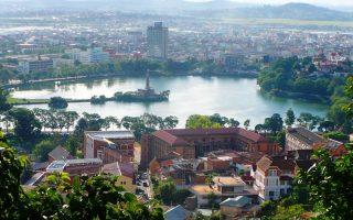 Madagaszkár körutazás - Antananarivo