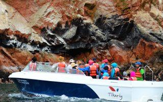 Dél-Amerika körutazás - Ballestas-sziget