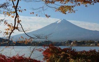 Japán körutazás -Fuji