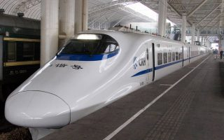 Japán körutazás -Shinkansen