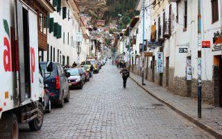 Dél-Amerika körutazás - Cuzco