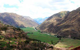 Dél-Amerika körutazás - Szent Völgy