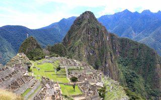 Dél-Amerika körutazás - Machu Picchu
