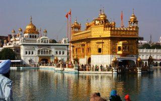Pakisztán-India körutazás-Amritsar