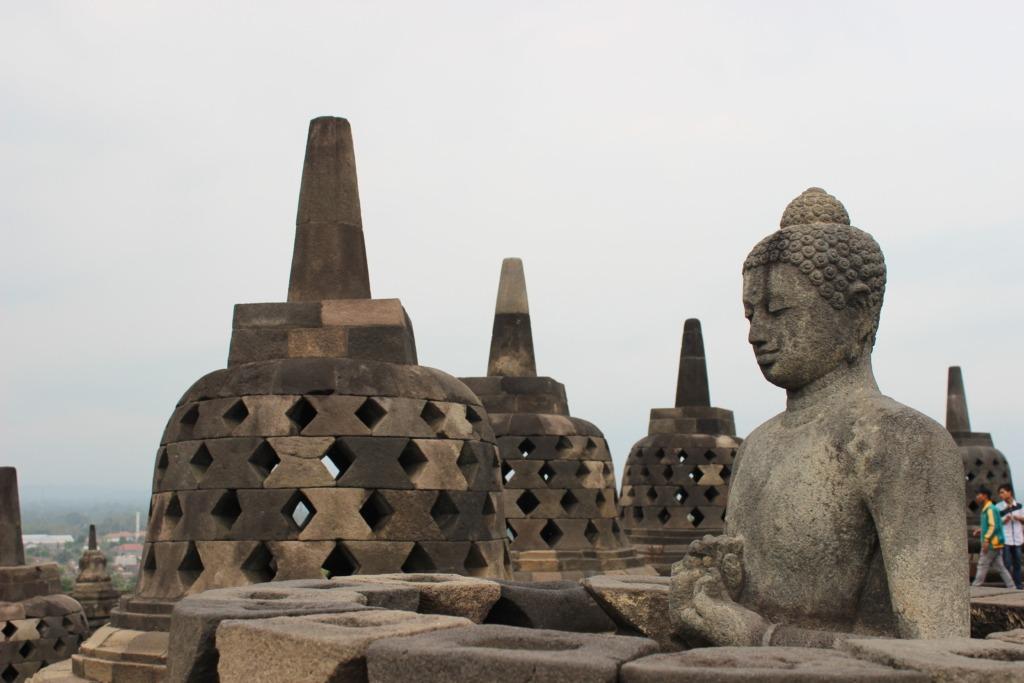 Borobudur-Fotó: Papp Éva