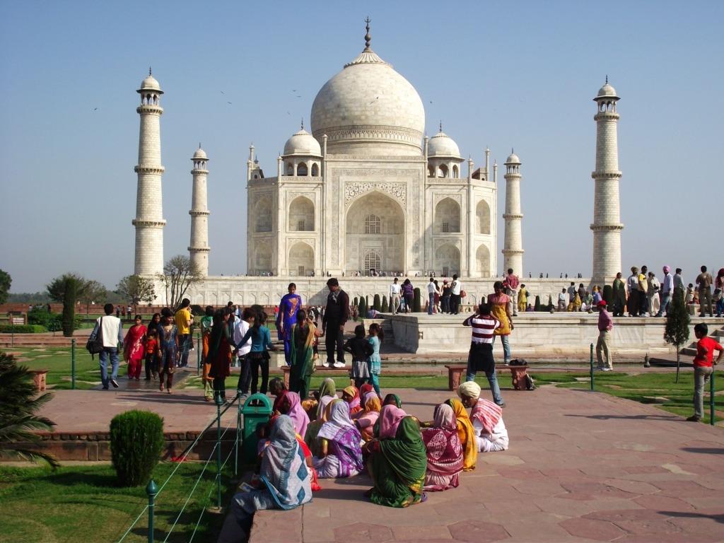 Agra. Fotó: Papp Éva